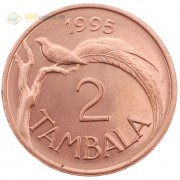Малави 1995 2 тамбала Райская вдовушка