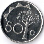 Намибия 2010 50 центов