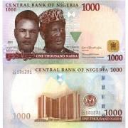 Нигерия бона (036) 1000 найра 2021