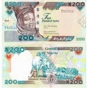 Нигерия бона (029) 200 найра 2021