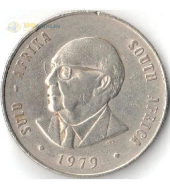 ЮАР 1979 1 рэнд Николаас Дидерихс (F-VF)