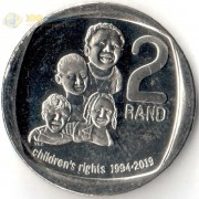 ЮАР 2019 2 рэнда Права детей