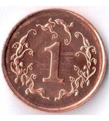 Зимбабве 1989-1999 1 цент