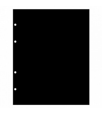 Листы разделители (формат Гранд) черные