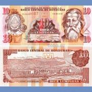 Гондурас бона 10 лемпир 2008