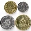 Гондурас 2012-2014 Набор 4 монеты
