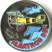 Куба 1994 1 песо Альбатрос Д2
