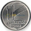 Бразилия 1990 1 крузейро