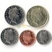 Бермудские острова 2008 Набор 5 монет
