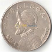 Панама 1931 1 бальбоа (серебро)