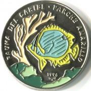 Куба 1996 1 песо Амарилло