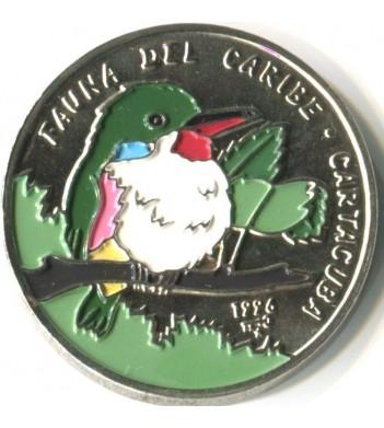 Куба 1996 1 песо Кубинский тоди
