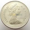 Канада 1981 1 доллар Каноэ