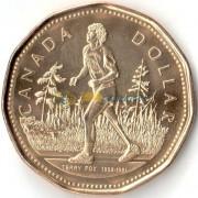 Канада 2005 1 доллар Марафон Надежды