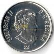 Канада 2017 5 центов 150 лет Конфедерации