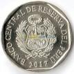 Перу 2017 1 соль Кондор