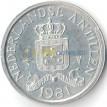 Нидерландские Антилы 1979-1985 1 цент