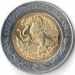 Мексика 2014 5 песо
