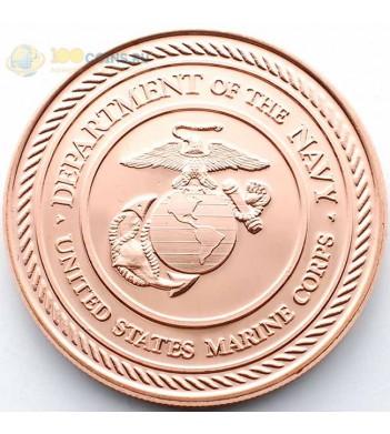 США унция медная Военно-морские силы