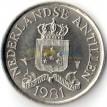 Нидерландские Антилы 1970-1985 25 центов