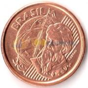 Бразилия 2004 1 сентаво