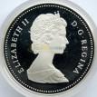 Канада 1987 1 доллар Пролива Дейвиса (proof)