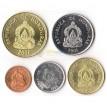Гондурас 1957-2006 набор 5 монет
