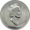 Канада 1997 1 доллар Суперсерия СССР Канада