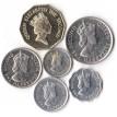 Белиз 1991-2010 набор 6 монет