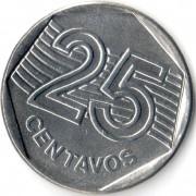 Бразилия 1995 25 сентаво ФАО