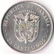 Панама 1976 25 сентесимо Юсто Аросемена