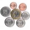 Венесуэла 2007 набор 7 монет