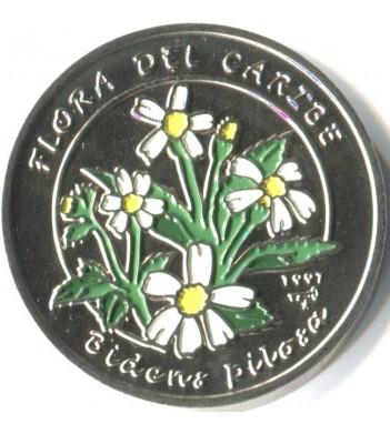 Куба 1997 1 песо Череда волосистая