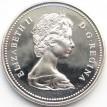 Канада 1974 1 доллар 100 лет Виннипегу