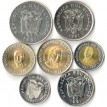 Эквадор 1988-1997 набор 7 монет