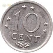 Нидерландские Антилы 1970-1985 10 центов