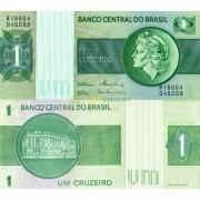 Бразилия бона (191A) 1 крузейро 1972-1980