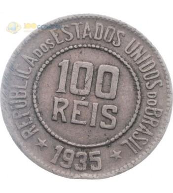Бразилия 1935 100 рейсов