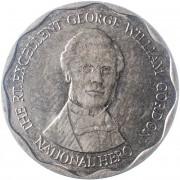 Ямайка 2008-2018 10 долларов