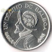 Панама 2017-2019 1/10 бальбоа
