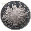 США 1989 1 доллар 200 лет Конгрессу (proof)