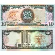 Тринидад и Тобаго бона 10 долларов 2006