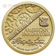 США 2018 1 доллар Инновации Первый патент (P)