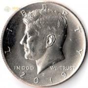 США 2019 50 центов Кеннеди D