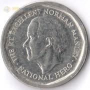 Ямайка 1994-2018 5 долларов