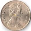 Фиджи 1969 1 доллар