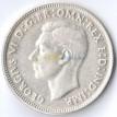 Австралия 1943 1 флорин (серебро)