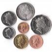 Фиджи 2000-2007 набор 7 монет