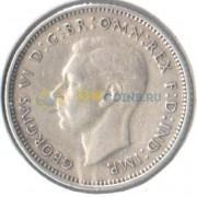 Австралия 1942 6 пенсов (серебро)