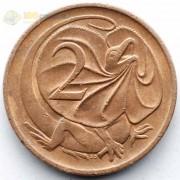 Австралия 1979 2 цента Ящерица